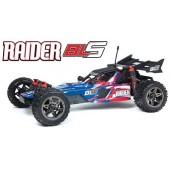Arrma Raider 2WD bls brushless 1/10 RTR-blu