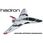Flyzone Hadron Rx-R Aereo da caccia 6ch Controllo vettoriale brushless