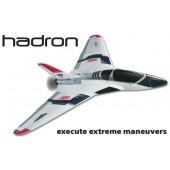Flyzone Hadron Rx-R Vector control brushless fighter plane ARF