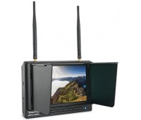 Tactic Dronview FPV-RM1 7 Inches Dual Antenna 1024x600 Monitor 5.8GHz
