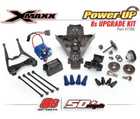 Traxxas XMAXX 8S PowerUp Upgrade Kit 7795