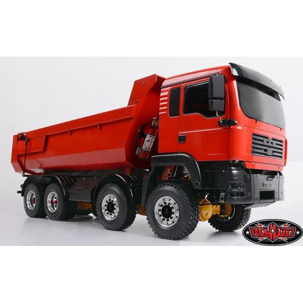 rc4wd armageddon camion 8x8 idraulico radiocomandato in. Black Bedroom Furniture Sets. Home Design Ideas