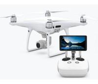 Dji Phantom 4 Pro Plus Drone 4K con Monitor 5,5 pollici e Camera da 20 mpx