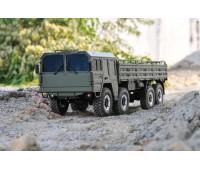 Cross RC Camion 8x8 4 assi in Metallo Radiocomandato MC8 Kit Trial 1: 12