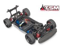 Traxxas Telaio GT 4Tec VXL 2.0 TQi Brushless 1/ 10 AWD TSM