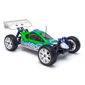Right 1 /8 E-Fighter Buggy Elettrico Brushless 4WD RTR