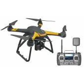 Hubsan X4 Pro MID Drone Quad Professionale Waypoints 3 Assi 1080p