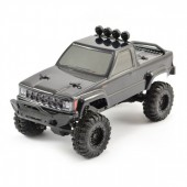 FTX Outback Mini 4x4 Scaler 1/ 10 RTR with Led Lights Black