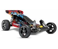 Traxxas Bandit 2018 2WD VXL TSM No Batt. No Caricabatt.