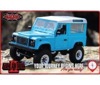 Rc4wd 1/ 18 RTR Scaler Gelande 2 D90 Blu