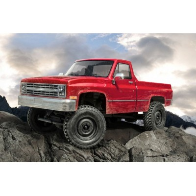 Mst Cmx C10 Pickup 4wd RTR Rosso 1 /10