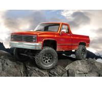Mst Cmx C10 Pickup 1/ 10 4WD Scaler Orange RTR