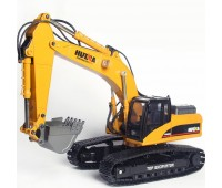 Huina Full Metal Rc Mini Escavator Electric 23ch with Sound 1:14 Scale
