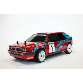 The Rally Legends Rc Rally Car Lancia Delta Integrale 1989 ARTR Painted