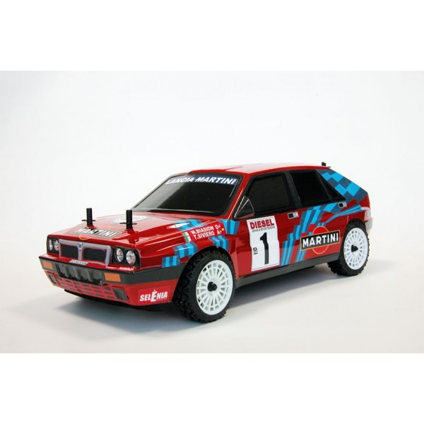 The Rally Legends Rc Rally Car Lancia Delta Integrale 1989 ...