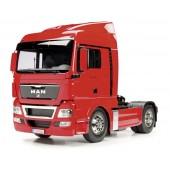 Tamiya Kit MAN TGX 4×2 XLX Body Verniciato Red 1/14 TA56332