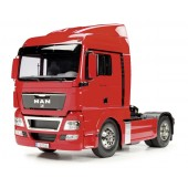 Tamiya RC MAN TGX 18.540 4x2 XLX - Red Edition Kit 1 14 TA56332
