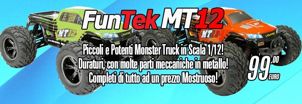 Funtek MT12 Monster Truck 1/12