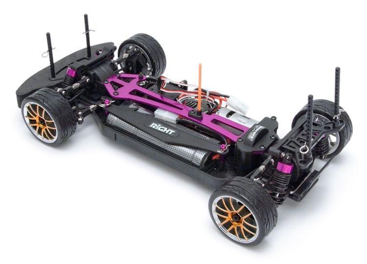 Right Auto RC Scala 1/10 E-Drift Elettrica 4WD RTR - Negozio di