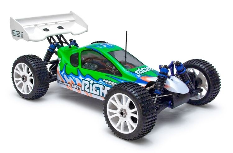 E-Fighter EP Buggy 4WD 1