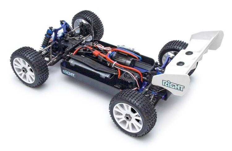 E-Fighter EP Buggy 4WD 2