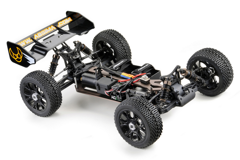 Absima Buggy ab2 8bl Brushelss 1/8 RTR 2