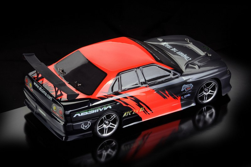 touring car ATC2 4BL brushless rtr 1