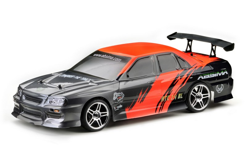 touring car ATC2 4BL brushless rtr 2