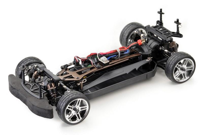 touring car ATC2 4BL brushless rtr 6