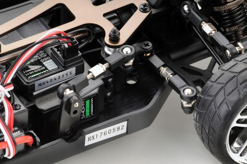 touring car ATC2 4BL brushless rtr 9