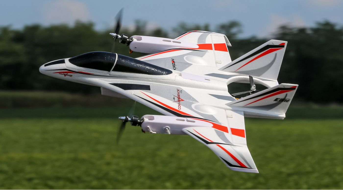 Eflite Convergence BNF VTOL Rc Plane 650mm