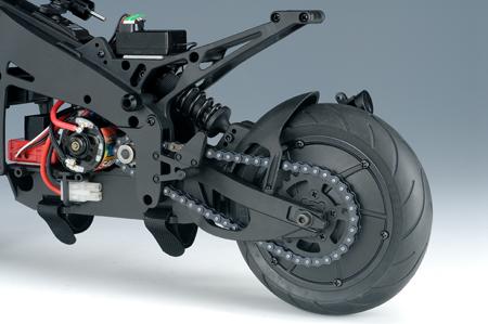 anderson moto da pista con giroscopio scala 1 5 brushless rtr negozio di modellismo vendita. Black Bedroom Furniture Sets. Home Design Ideas