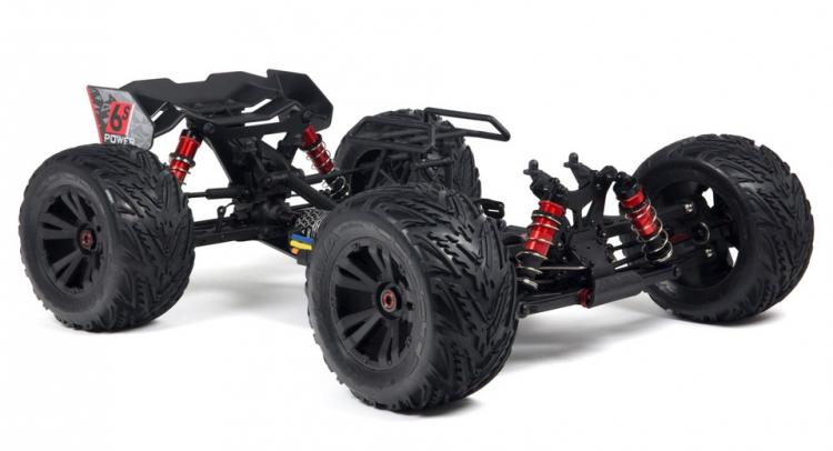 Kraton 6S V2 4WD 3