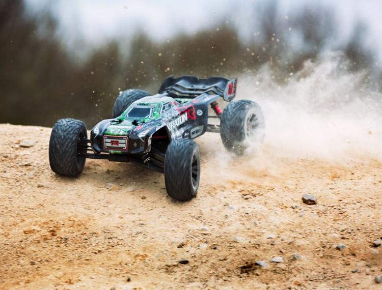 Kraton 6S V2 4WD 6