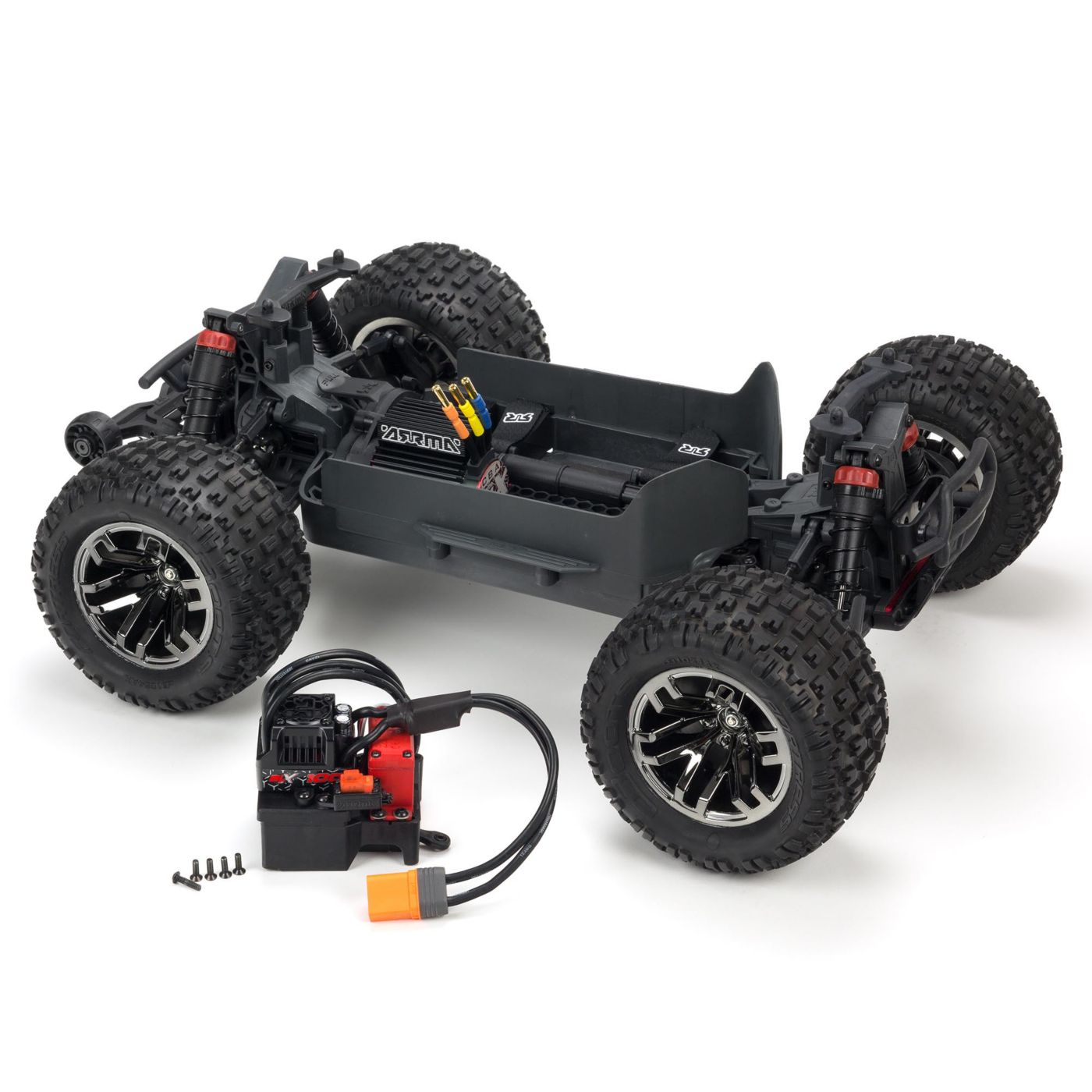 Arrma Granite 3S 4x4 Brushless BLX RTR 4