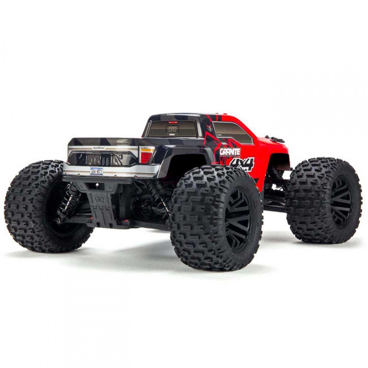 Arrma Granite 4x4 Mega Monster Truck Red 1/10 rtr 2