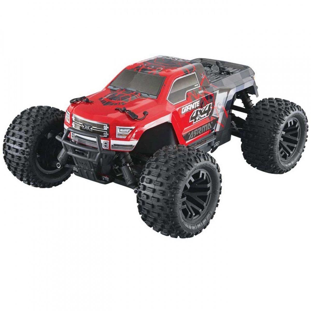 Arrma Granite 4x4 Mega Monster Truck Red 1/10 rtr 3