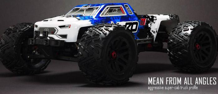 Arrma Nero 5s Blx 4WD brushless rtr 2