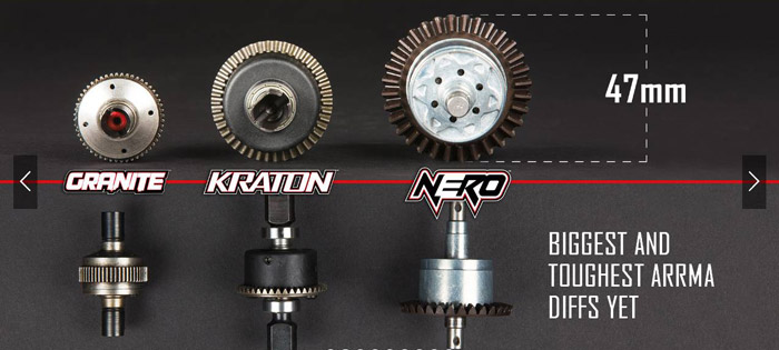 Arrma Nero 5s Blx 4WD brushless rtr 17