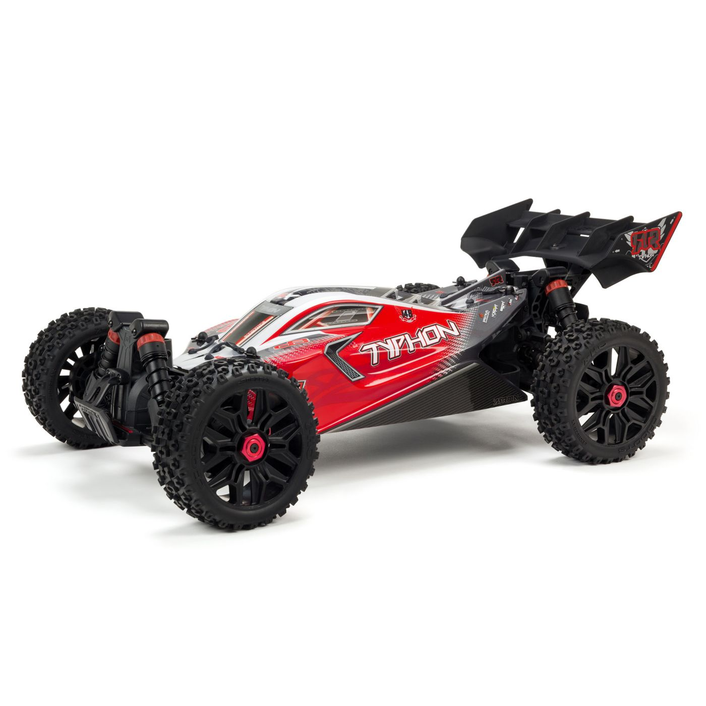 Arrma Typhon 3s Brushless 4wd Buggy rtr 02