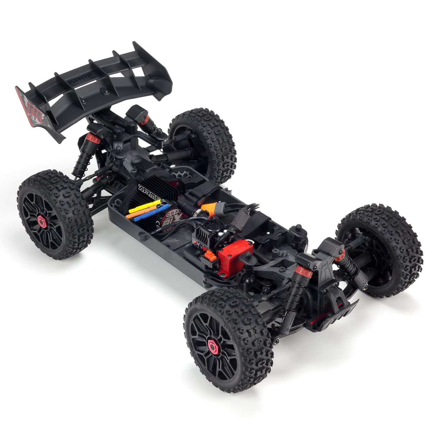 Arrma Typhon 3s Brushless 4wd Buggy rtr 03
