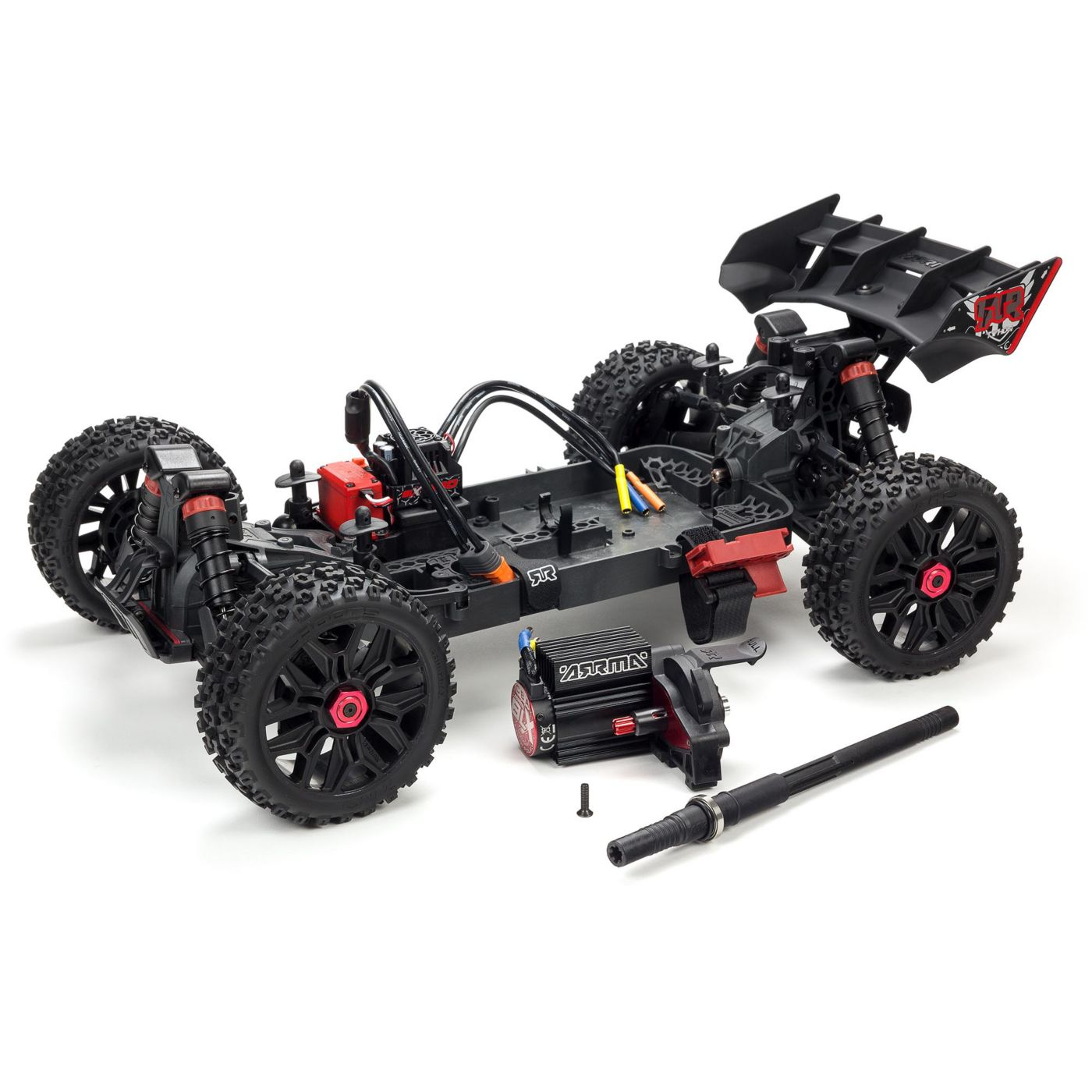 Arrma Typhon 3s Brushless 4wd Buggy rtr 04