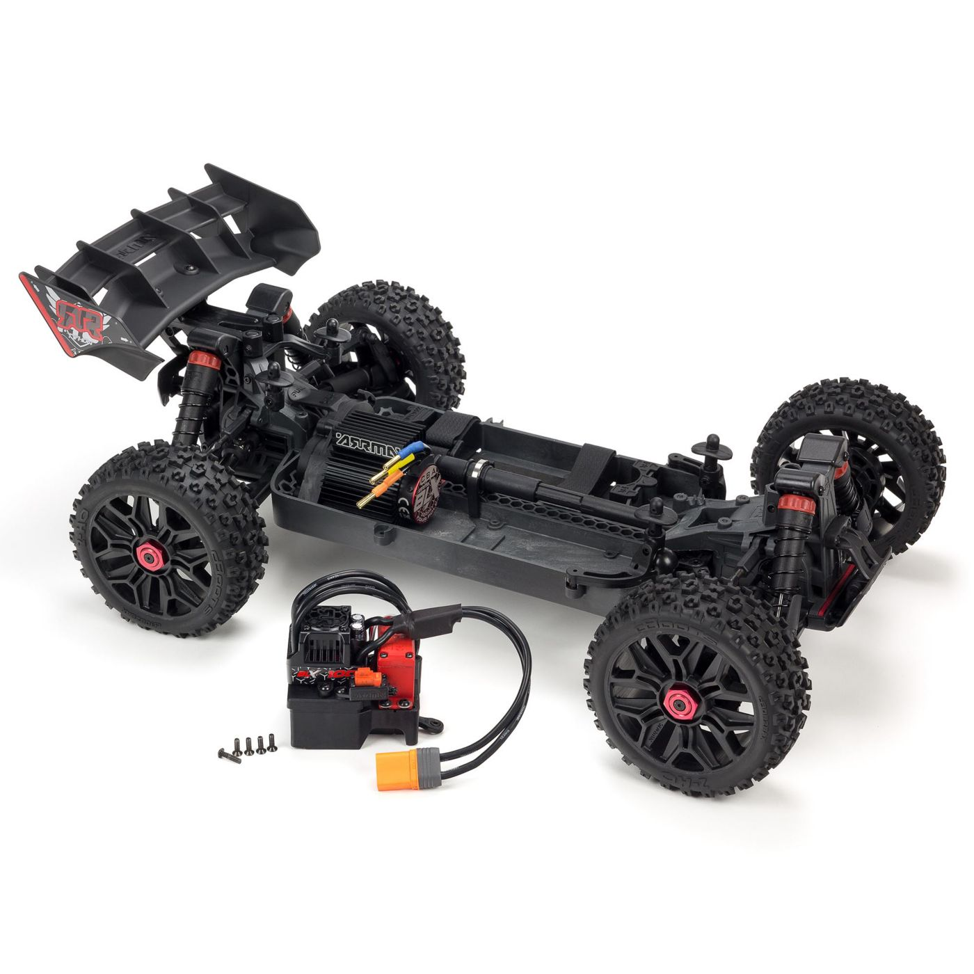 Arrma Typhon 3s Brushless 4wd Buggy rtr 5