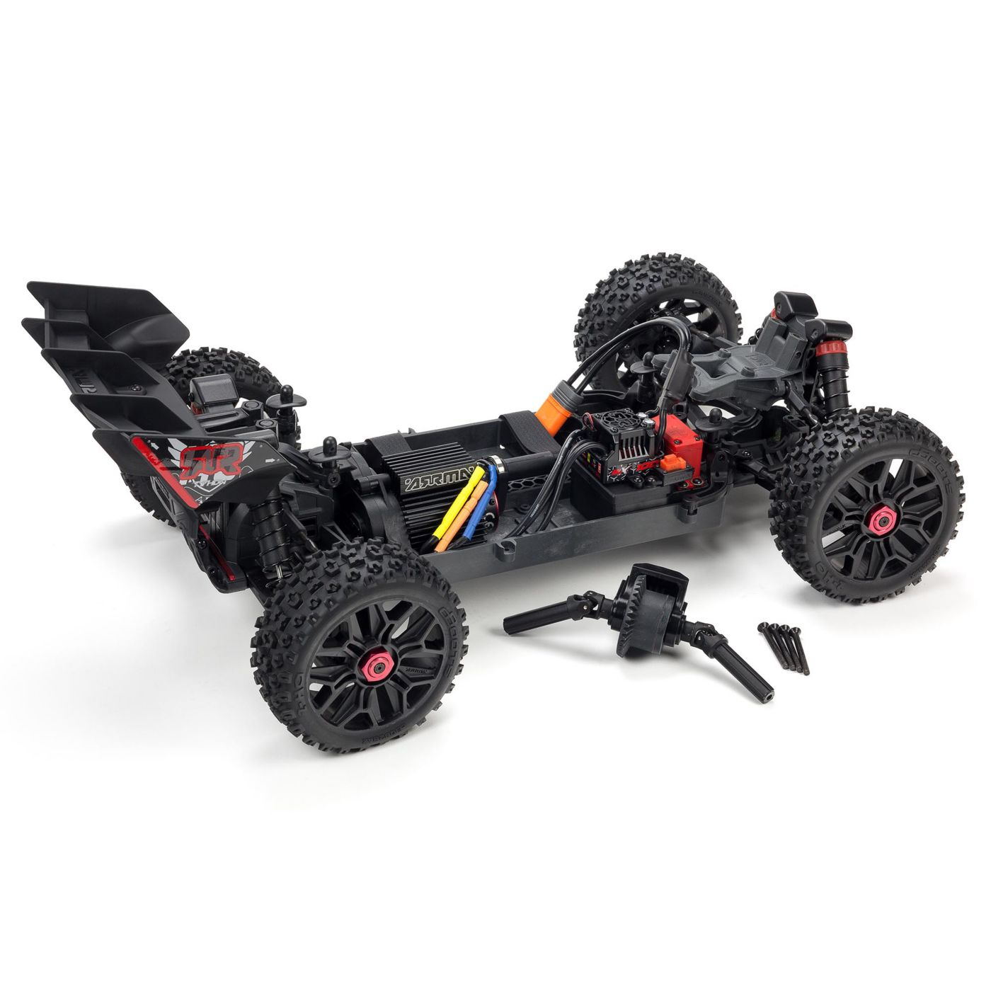 Arrma Typhon 3s Brushless 4wd Buggy rtr 6