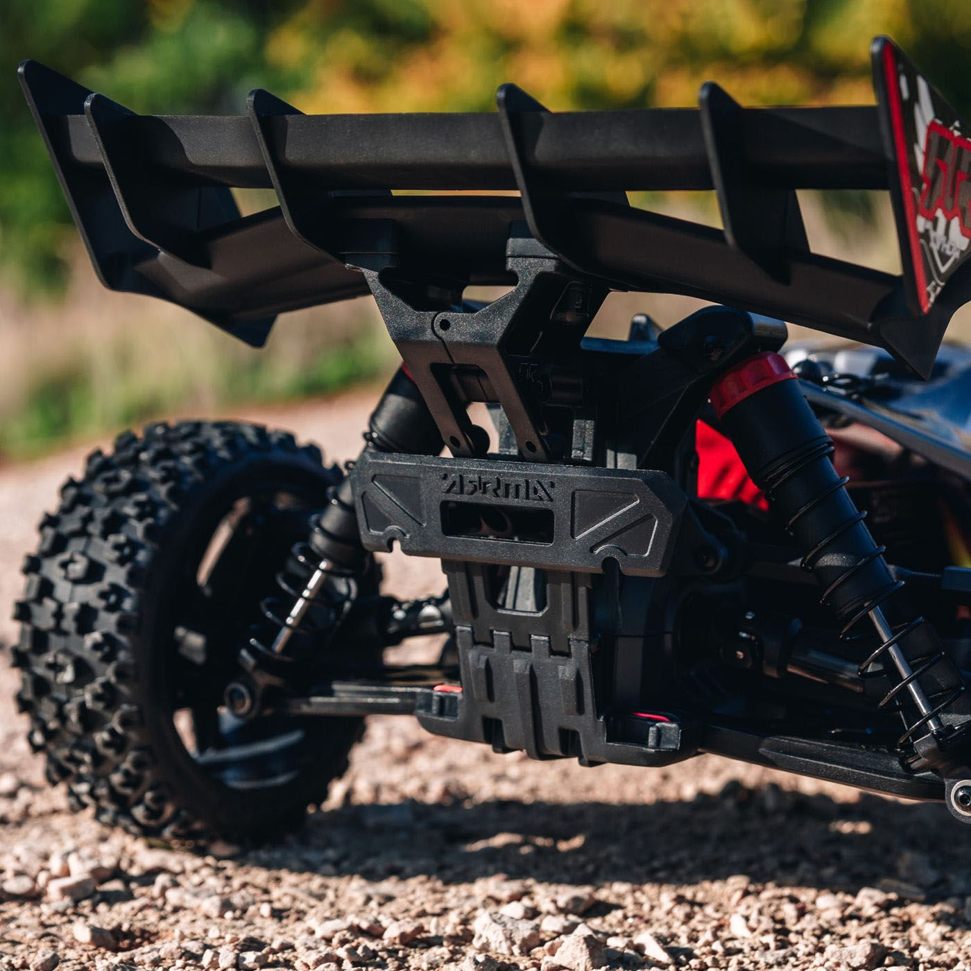 Arrma Typhon 3s Brushless 4wd Buggy rtr 9