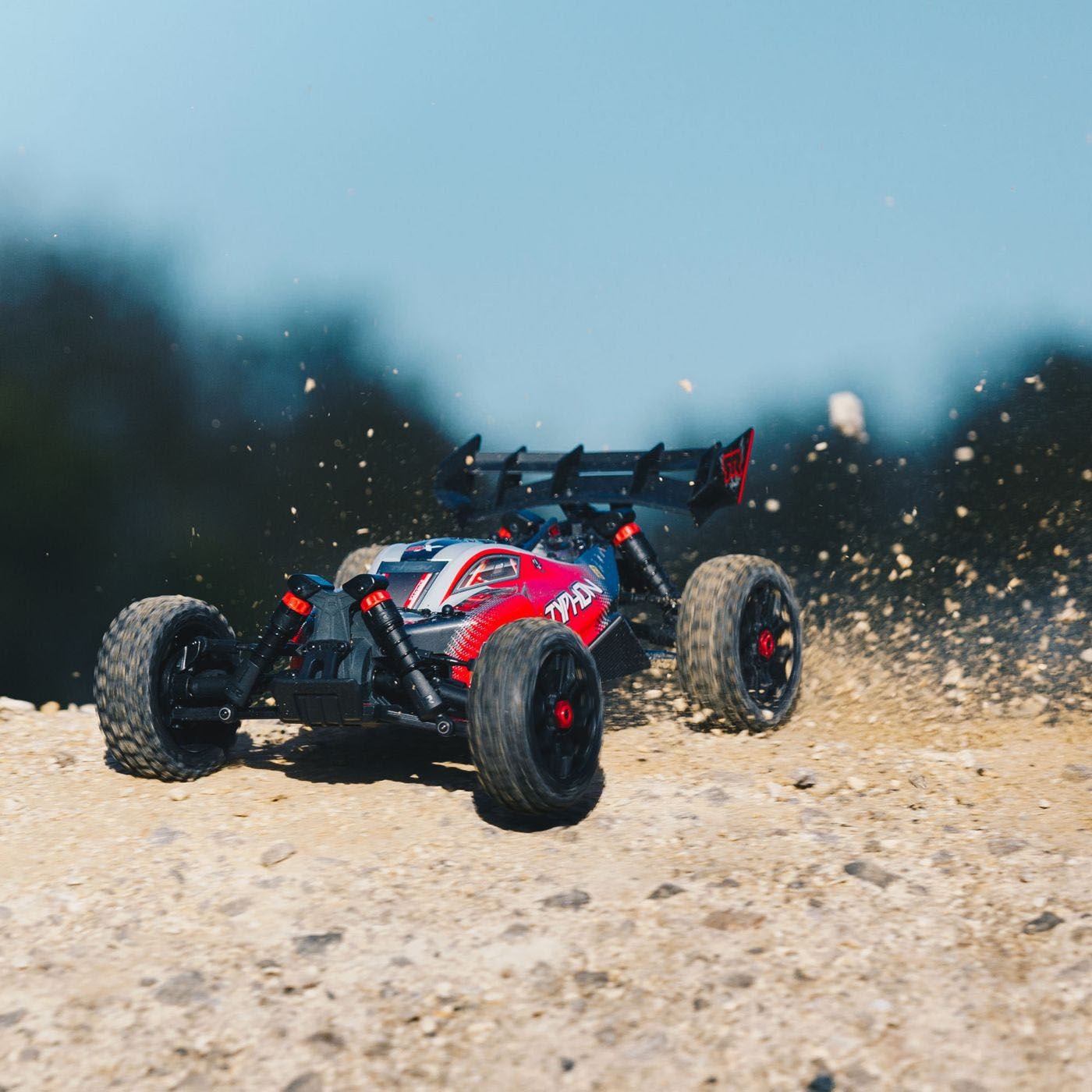 Arrma Typhon 3s Brushless 4wd Buggy rtr 10