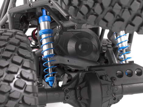 Axial Bomber Racetruck rtr 1/10 4wd 10