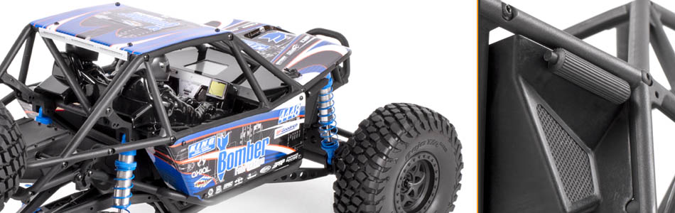 Axial Bomber Racetruck rtr 1/10 4wd 12