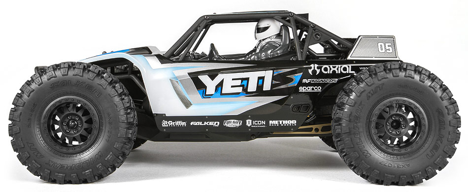 Axial Jeti Rock Racer kit 9
