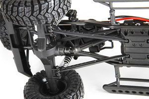 Axial SC-10 Wrangler rtr limited 4